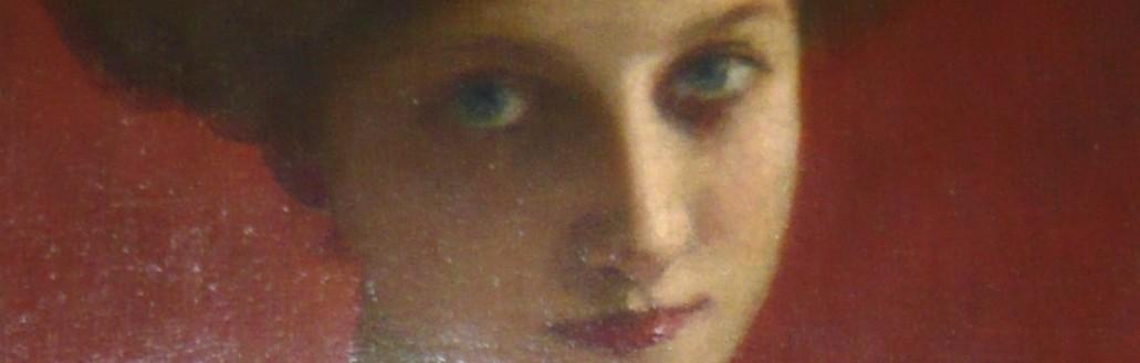 Portrait de Jane Henriot, comedienne par Carolus-Duran
