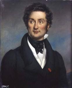 Charles Nodier par Guerin