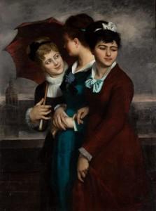 Marie Petiet, Trois grisettes