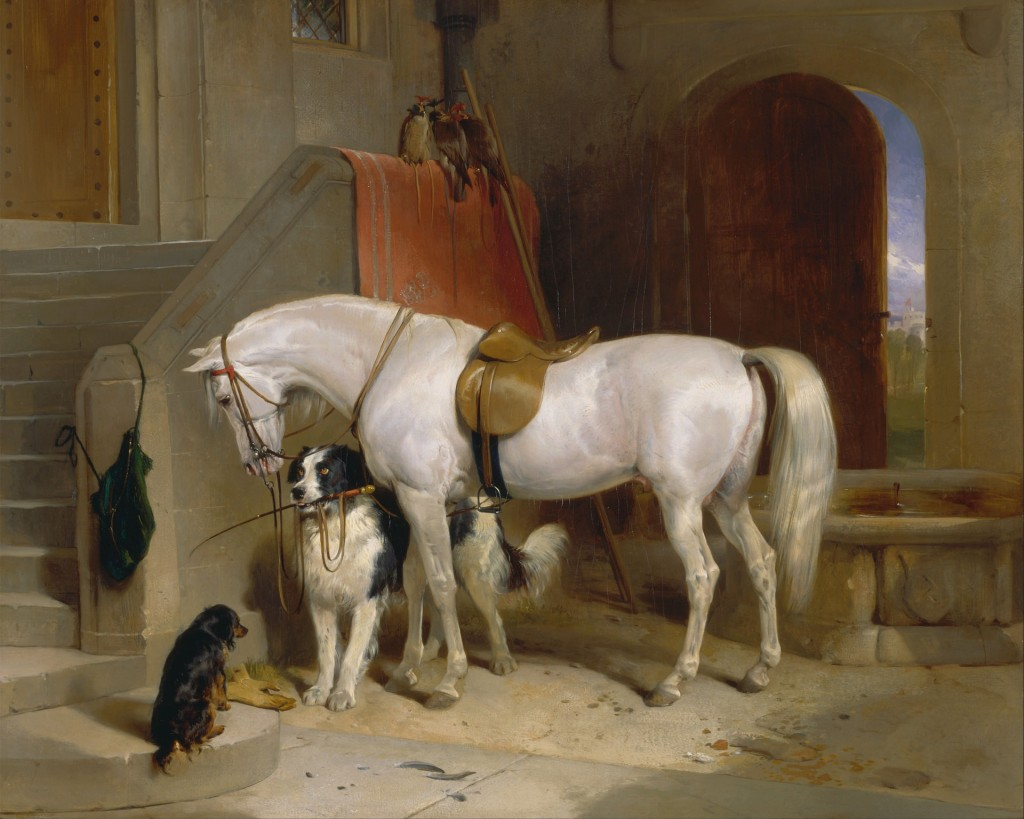 Favourites, the Properties of H.R.H. Prince George of Cambridge (1834-1835, Yale Center for British Art)