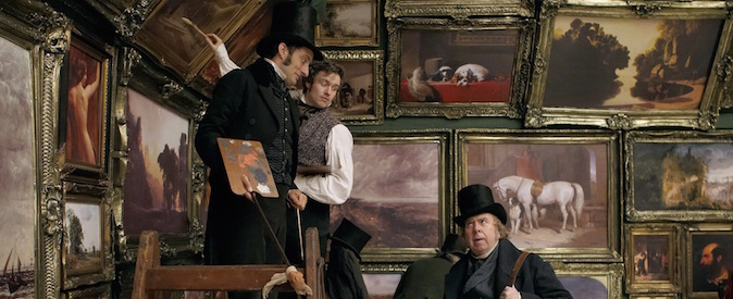Image du film Mr. Turner
