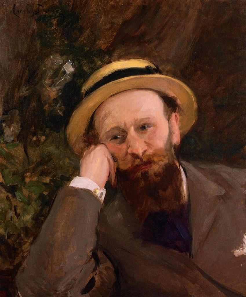 Carolus Duran, Manet