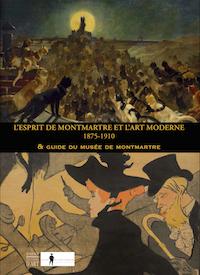 """Catalogue de l'exposition """"L'esprit de Montmartre"""""""
