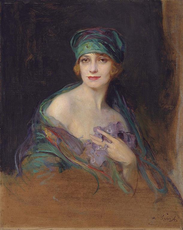 Laszlo, Princesse Ruspoli