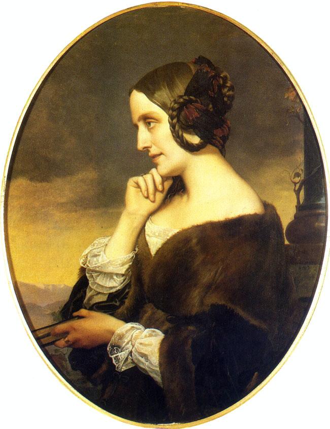 Lehmann, Marie d'Agoult