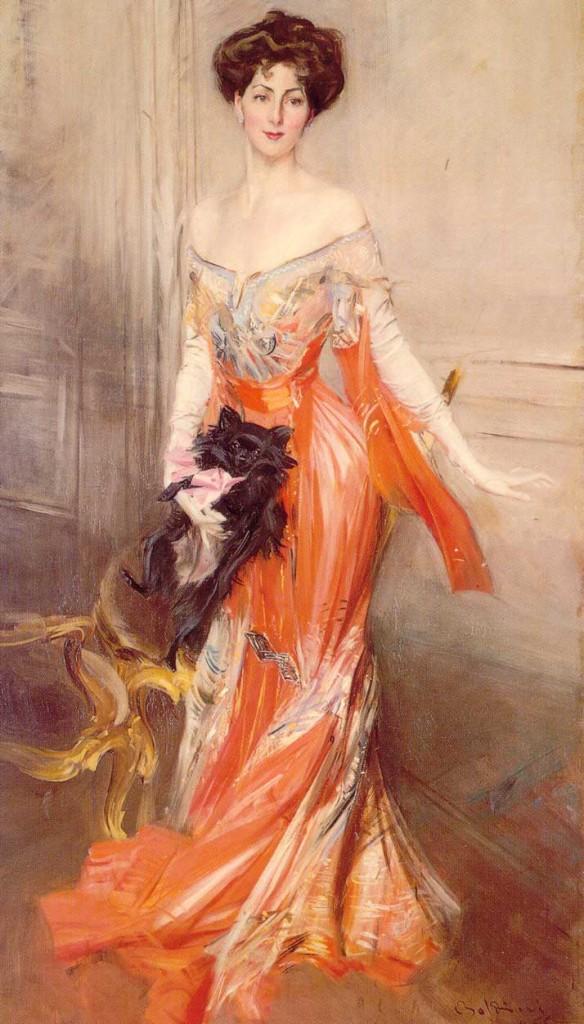 Boldini, Elizabeth Drexel