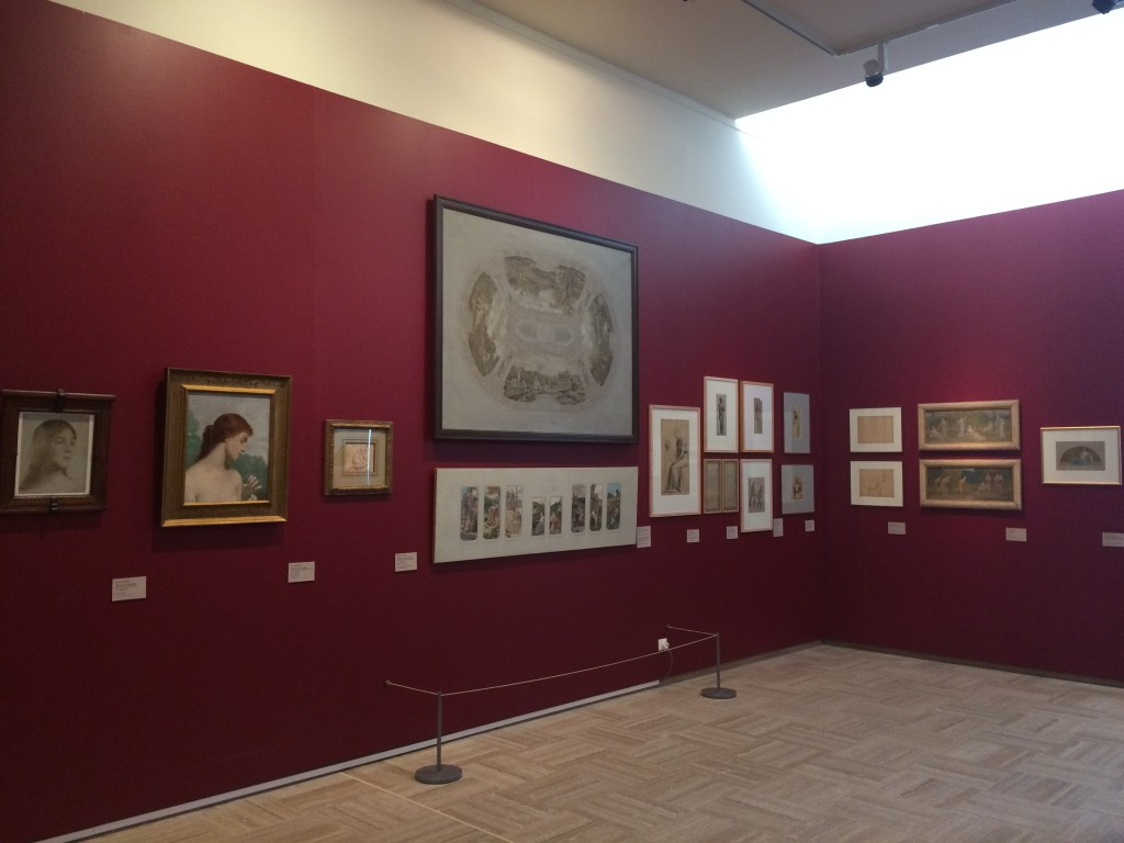 Exposition A. Séon Quimper