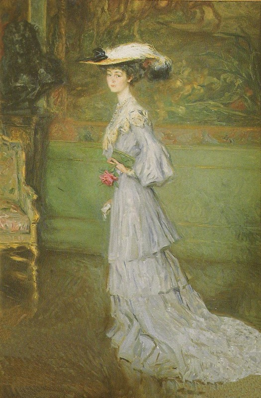 Portrait de Consuelo Vanderbilt