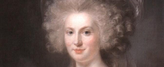 Portrait de Mme Longroy née Grezel par Marie-Gabrielle Capet
