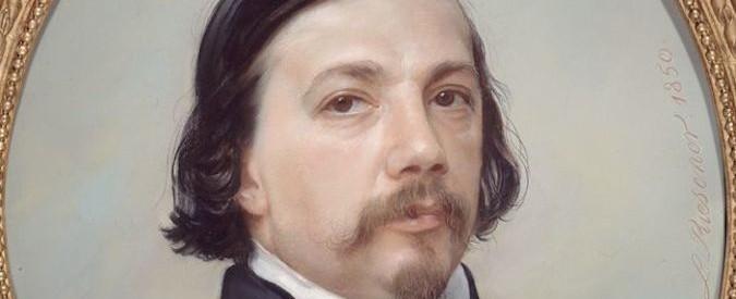 Portrait de Théophile Gautier par Léon Riesener
