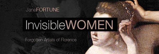 Couverture du livre Invisible Women par Jane Fortune