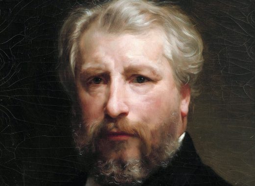 Bouguereau Autoportrait