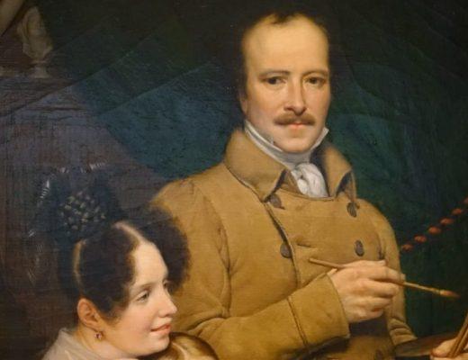 Paul Carpentier, Portrait de famille