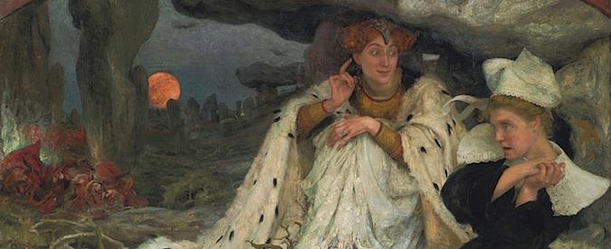 Légende bretonne, par Edgard Maxence