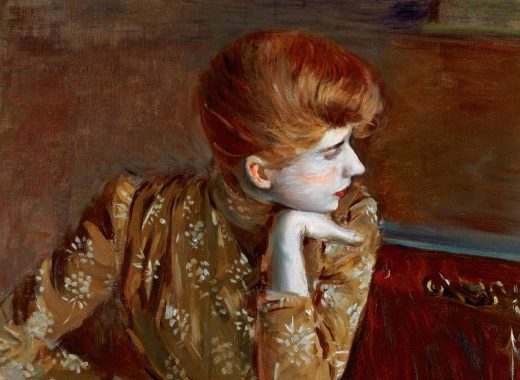 Paul César Helleu, impressionniste mondain