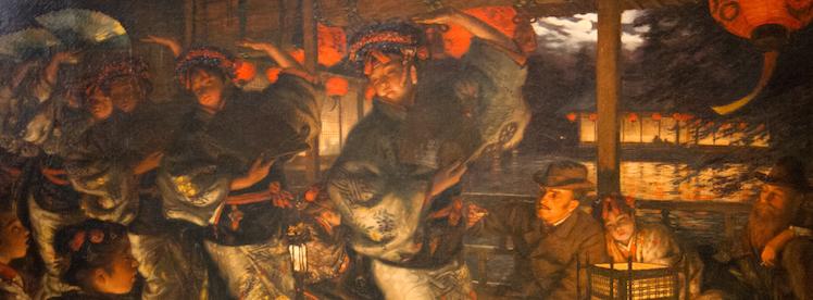 Tissot, le fils prodigue : pays étranger