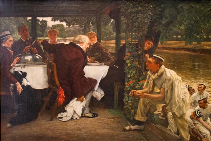 Tissot, le fils prodigue