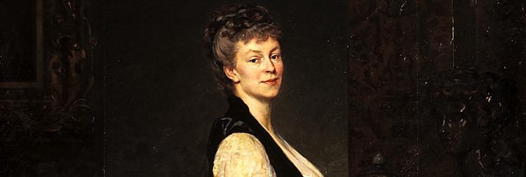 Compiègne - Edouard Théophile Blanchard, portrait de Marcello © MAHF Francesco Ragusa