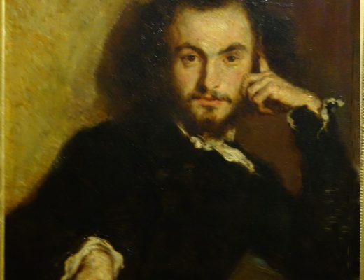 Baudelaire par Emile Deroy