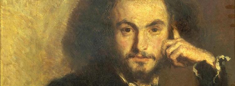 mile Deroy (1820-1846) Portrait de Charles Baudelaire, 1844