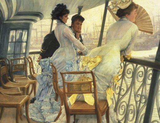Affiche expo Tissot Orsay